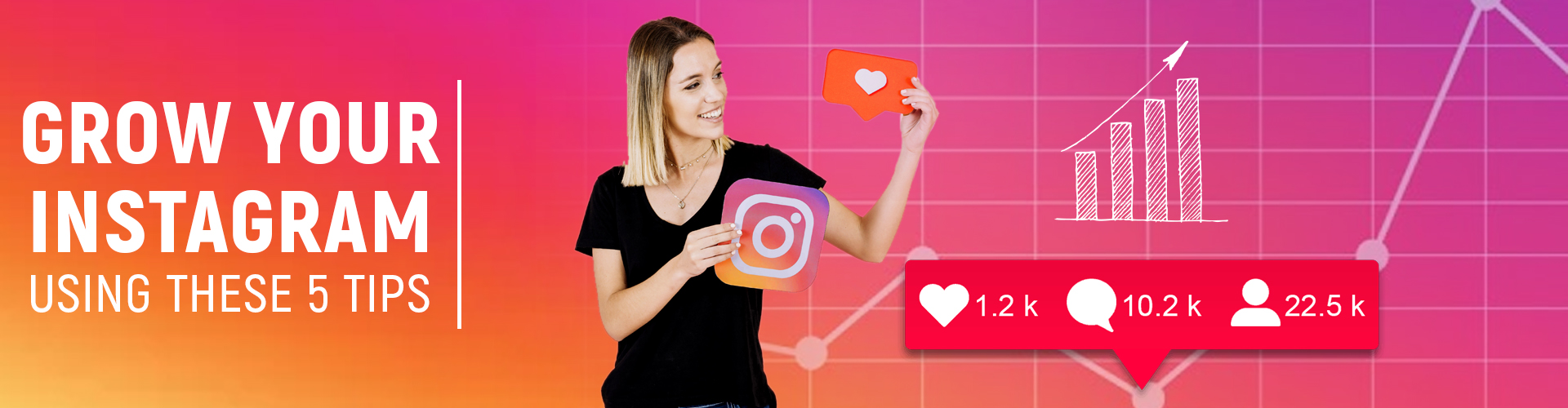 You are currently viewing How to Grow Your Instagram using these 5 tips?