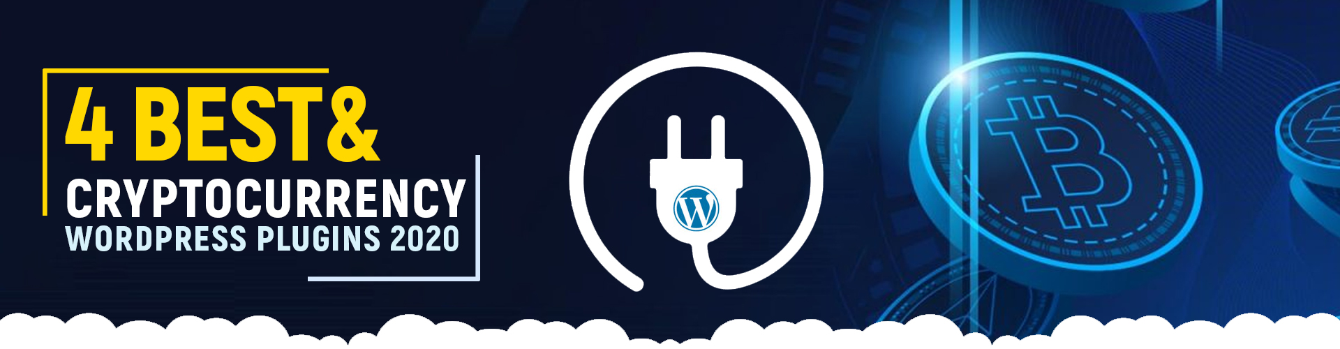 You are currently viewing 4 Best & Cryptocurrency WordPress Plugins (2020)