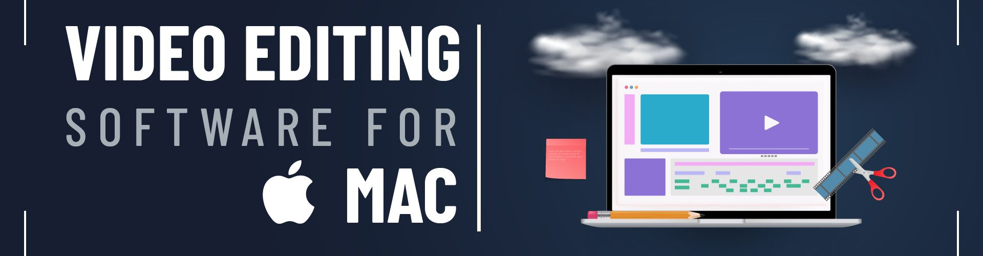 Top 10+ Best Free Video Editing Software for Mac