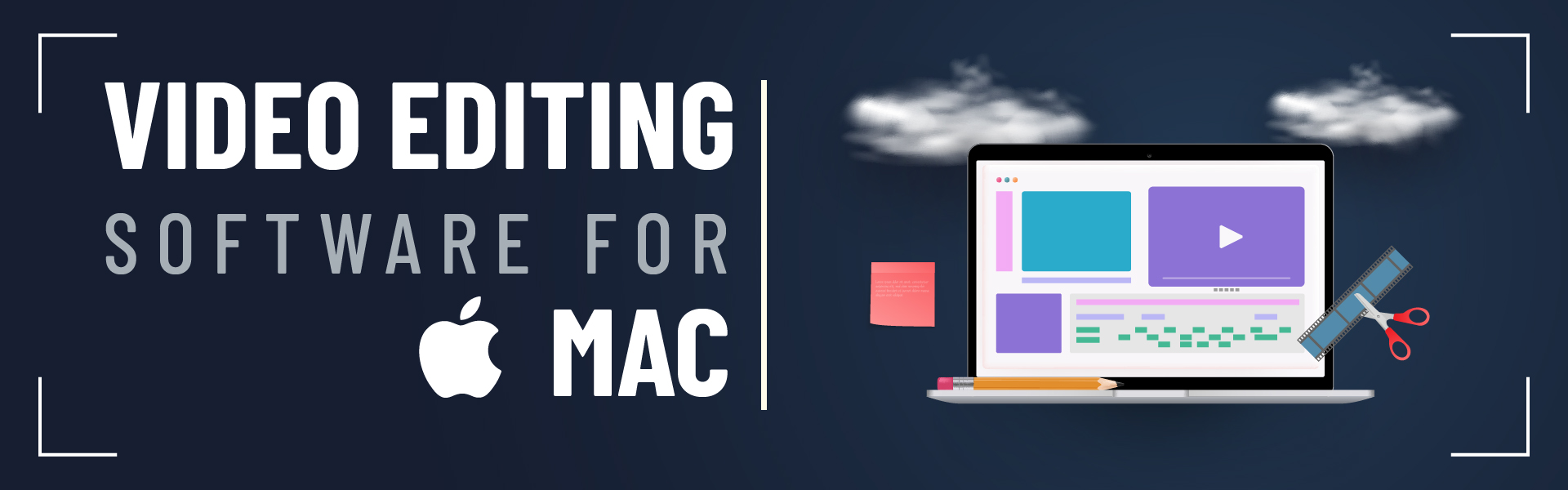 You are currently viewing Top 10+ Best Free Video Editing Software for Mac