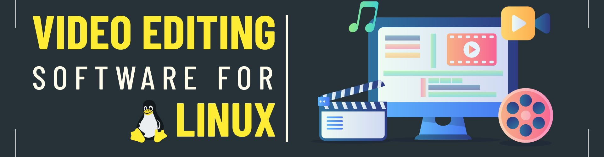 Take a look at the 10+ Best Video Editing Softwares for Linux
