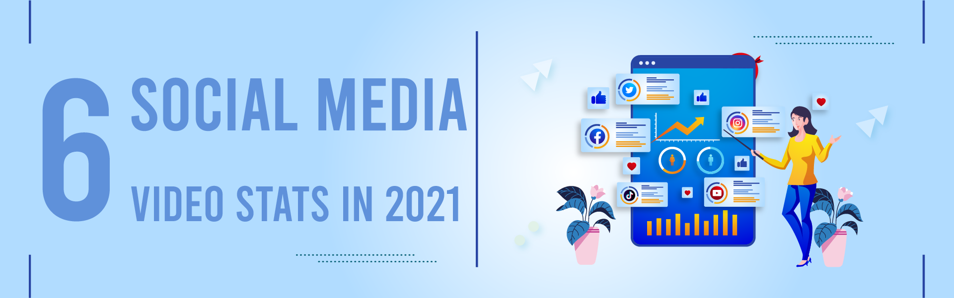 You are currently viewing 6 Social Media Video Stats to Keep an Eye On in 2021