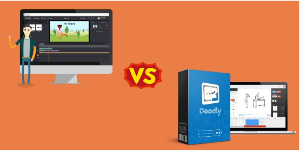 Doodly vs Toonly - Comparison