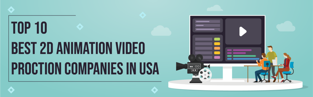 2D animation company in USA